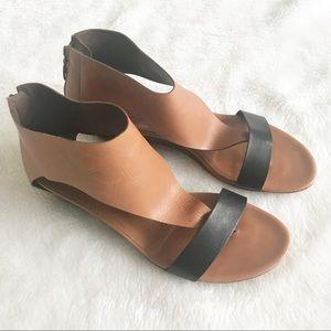 Vic Matie Colour Block Sandals